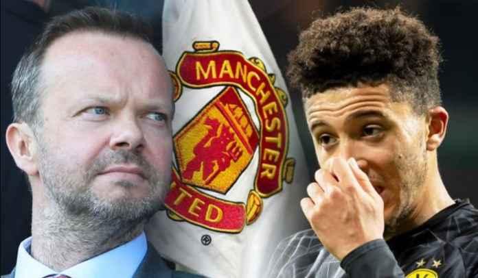 Mundurnya Ed Woodward Bisa Mudahkan Transfer Jadon Sancho ke Man Utd