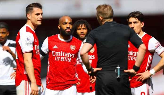 Ditahan Imbang Fulham, Permainan Arsenal Dikritik Mengejutkan & Mengerikkan