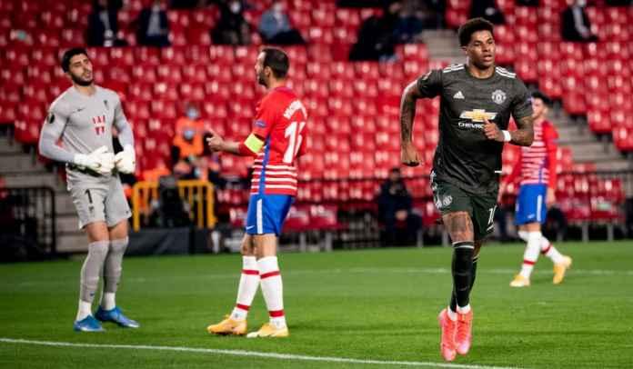 Gol Pembuka Man Utd Antar Marcus Rashford Samai Rekor Bobby Charlton