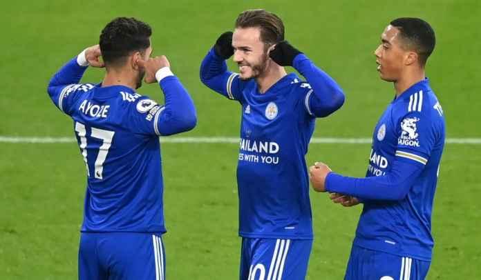 Rodgers Marah Besar, Empat Pemain Leicester Langgar Prokes Sebelum vs West Ham