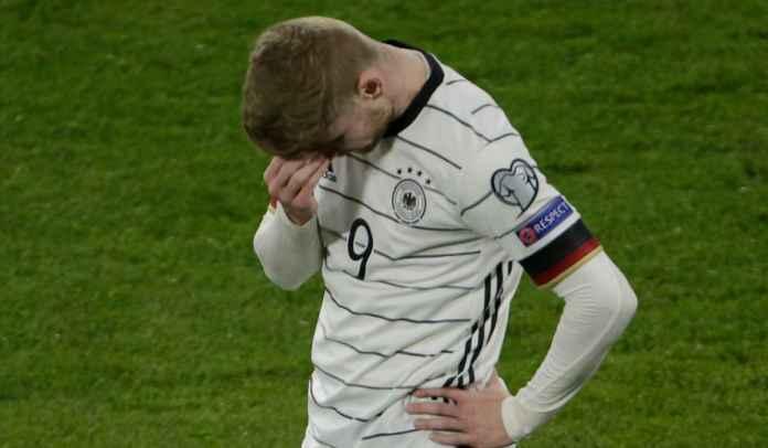 Joachim Low Terang-Terangan Sesalkan Kegagalan Timo Werner Mencetak Gol