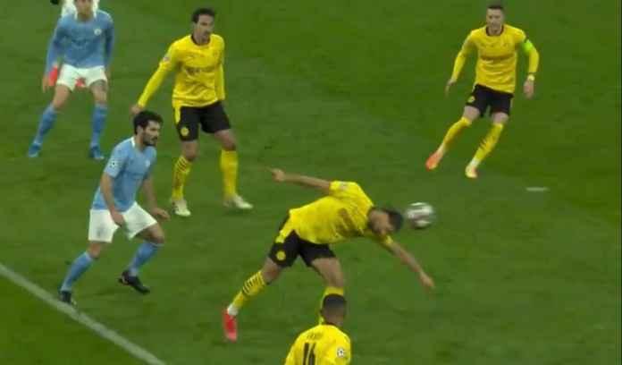 Singgung Penalti Manchester City, Emre Can : Menurut Aturan, Itu Bukan Handball