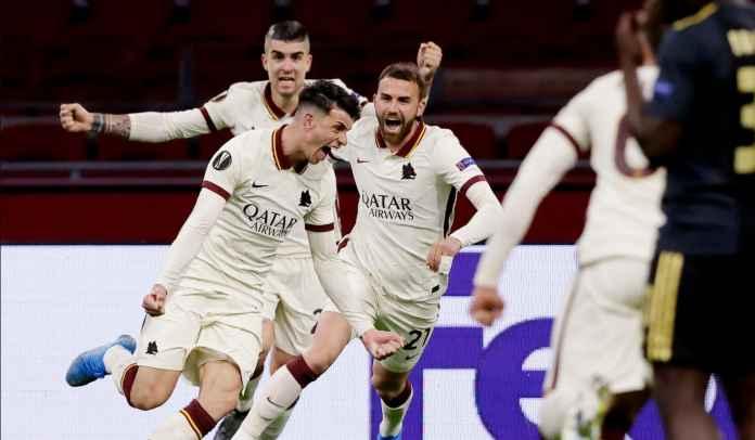 Roger Ibanez Nikmati Gol Kemenangan Roma, Puji Penyelamatan Penalti Pau Lopez