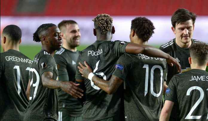 Panen Kartu Kuning, Tiga Pemain Manchester United Bakal Absen di Leg Kedua