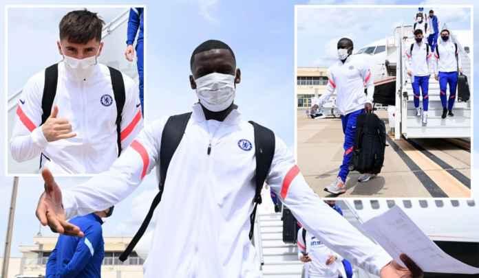 Skuad Chelsea vs FC Porto : Dua Pemain Tim Utama Absen, Siapa Saja Mereka?