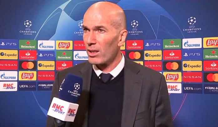 Zinedine Zidane tidak menutup peluang bagi Juventus usai menyerahkan Madrid untuk mengalahkan Liverpool