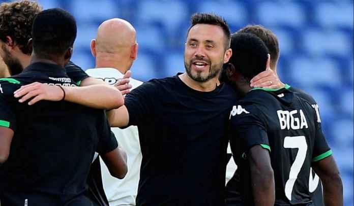 Biokot Liga Super Eropa, Sassuolo Ingin Tolak Tanding Melawan AC Milan di Serie A