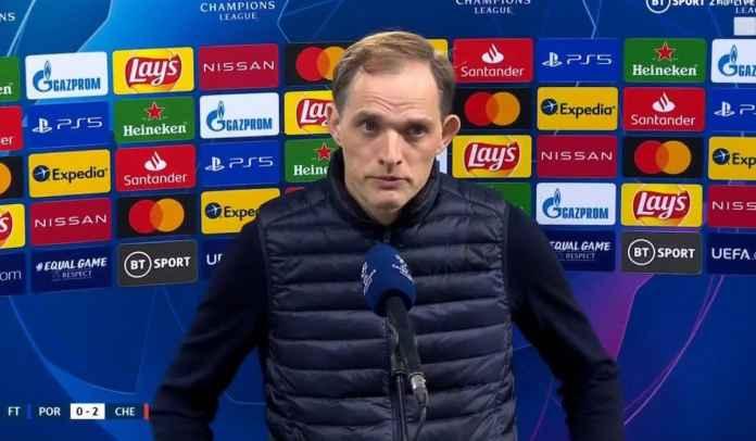 Thomas Tuchel Puji Kebangkitan Chelsea Lawan Porto Usai Dikalahkan West Brom