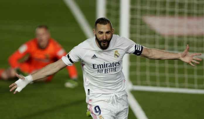 Karim Benzema Catat Rekor Gol di La Liga, Gawang Barcelona Salah Satu Favoritnya