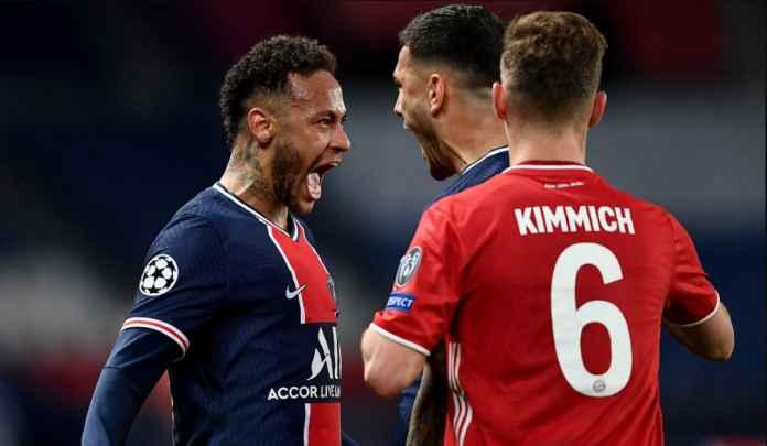 Neymar Puji Kolektivitas Tim PSG Usai Berhasil Singkirkan Bayern Munchen