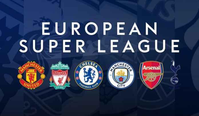 Liga Super Eropa Akhirnya Rilis Pernyataan Resmi, 12 Klub Sudah Terdaftar, 3 Menyusul