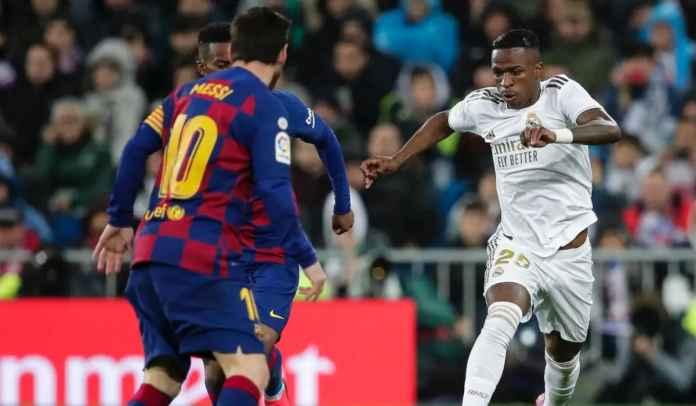 Barcelona Merasa Dikhianati Dalam Transfer Vinicius Junior ke Real Madrid