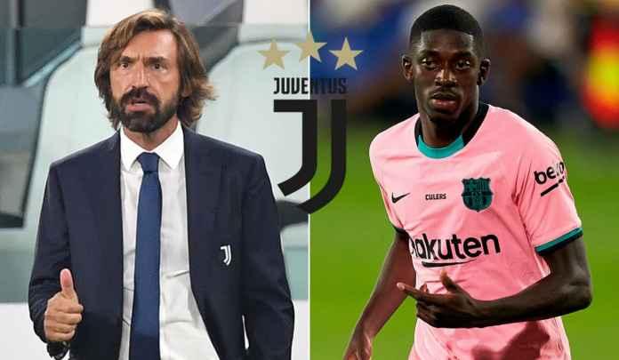 Ousmane Dembele Rela Tinggalkan Barcelona Demi Bisa Gabung Juventus