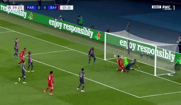Agregat Imbang 3-3! Berkat Tandukan Choupo-Moting, Neymar Dua Kali Bentur Mistar