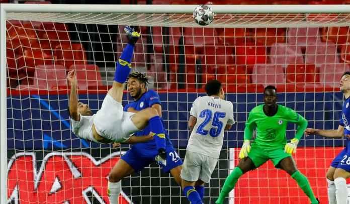 Calon Gol Terbaik Liga Champions, Lihat Gol Mehdi Taremi ke Gawang Chelsea Ini!