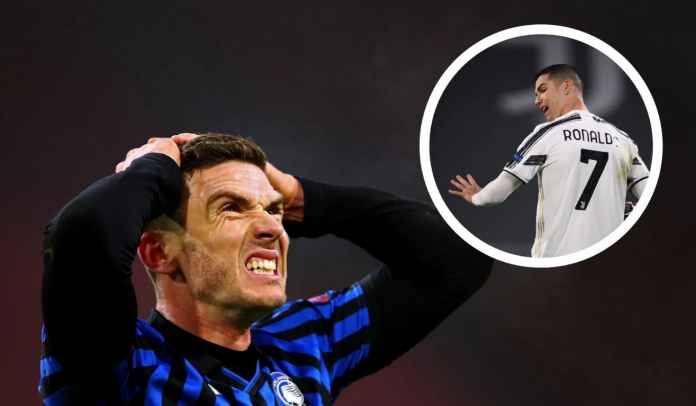 Malunya Robin Gosens, Mau Minta Jersey, Malah Diperlakukan Cristiano Ronaldo Begini