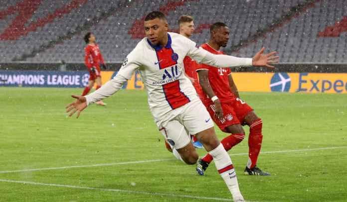 Usai Libas Bayern Munchen, Kylian Mbappe : Saya Selalu Tertantang di Laga Besar!