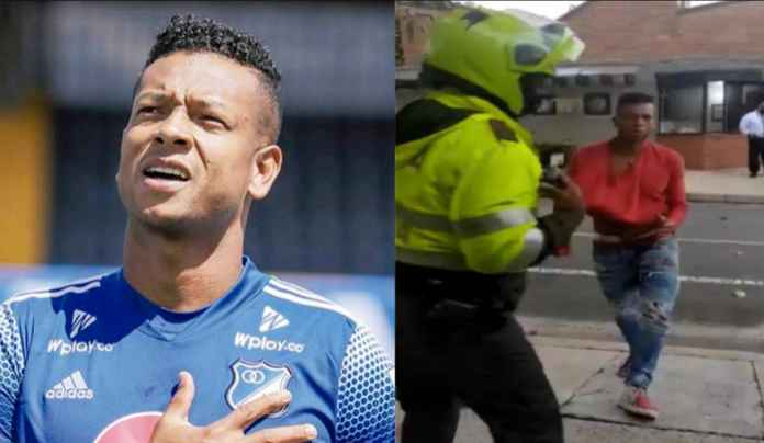 VIRAL! Eks Inter Milan Fredy Guarin Ditangkap Polisi Karena Kekerasan Rumah Tangga
