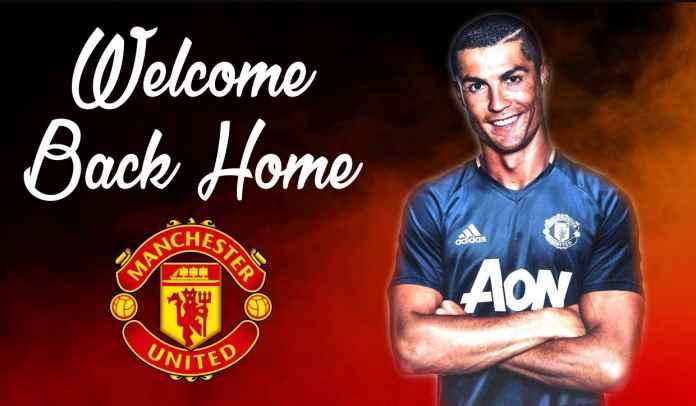 Cristiano Ronaldo Instruksikan Agennya : Bawa Saya Kembali ke Manchester United!