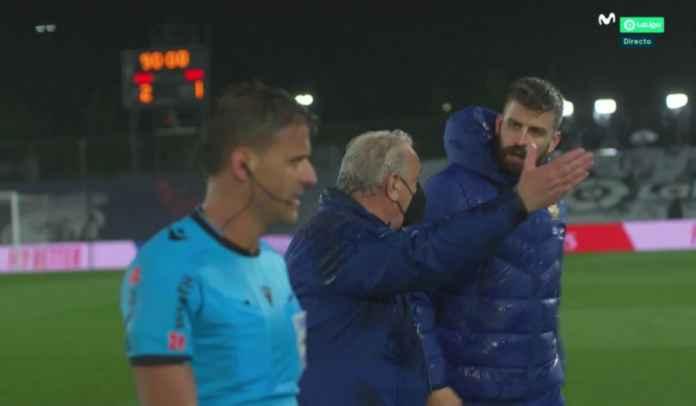 SAVAGE! Usai Laga, Modric Bilang ke Pique : Noh, Sekarang Waktunya Kamu Protes!