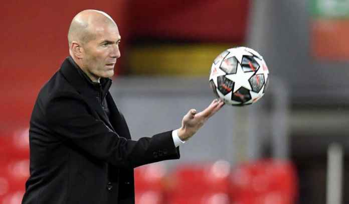 Sukses Bungkam Para Pengkritik, Zidane Woles : Madrid Belum Memenangkan Apapun