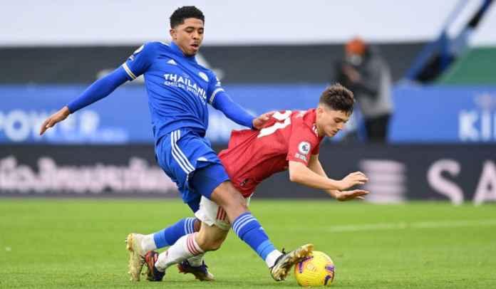 Man Utd Minati Wesley Fofana, Leicester City Minta Biaya Sebesar Harry Maguire