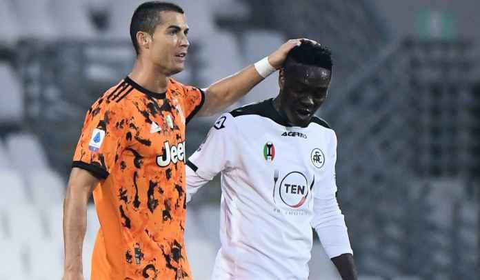 Bintang Serie A Ungkap Betapa Baiknya Kehangatan Hati Seorang Cristiano Ronaldo