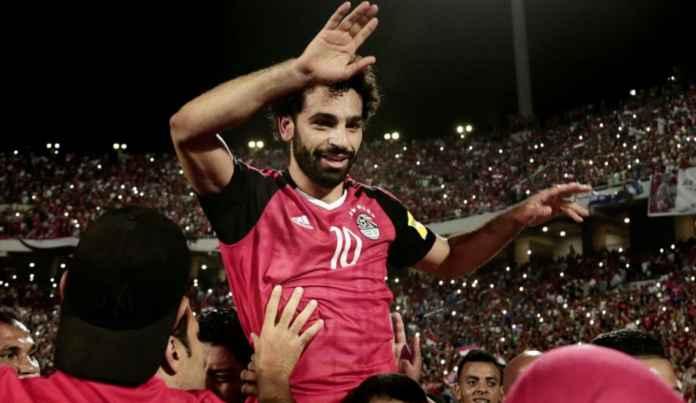 Ingin Bela Mesir di Olimpiade 2020, Salah Bakal Absel di Pramusim Liverpool