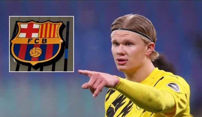 Fabrizio Romano : Mino Raiola Hari Ini di Barcelona, Bicarakan Transfer Erling Haaland