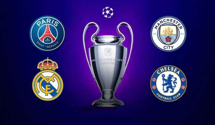 Real Madrid, Chelsea, & Man City Bakal Dicoret dari Liga Champions Musim Ini