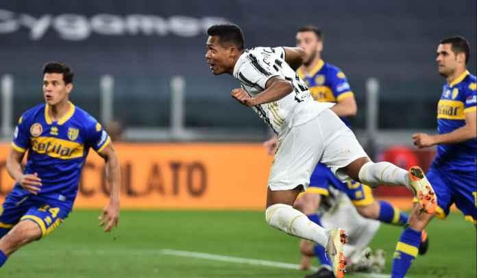 Alex Sandro Sebut Pemain Juve Tak Terpengaruh Liga Super, Senang Bisa Cetak Gol