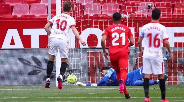 Sevilla Seperti Lintah di Kaki, Tempel Terus 4 Besar La Liga, Tunggu Real Madrid, Atletico, Barcelona Terpeleset