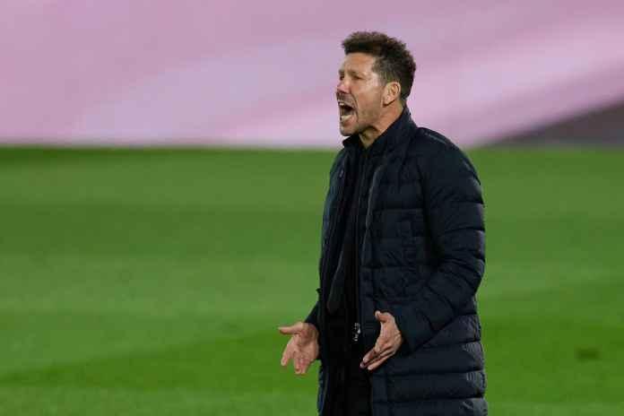 Simeone Ogah Lihat Barcelona Puncaki Klasemen La Liga