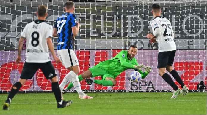 Hasil Liga Italia: Konspirasi Mencegah Inter Juara? Dua Gol Menit-menit Akhir Dianulir Wasit!