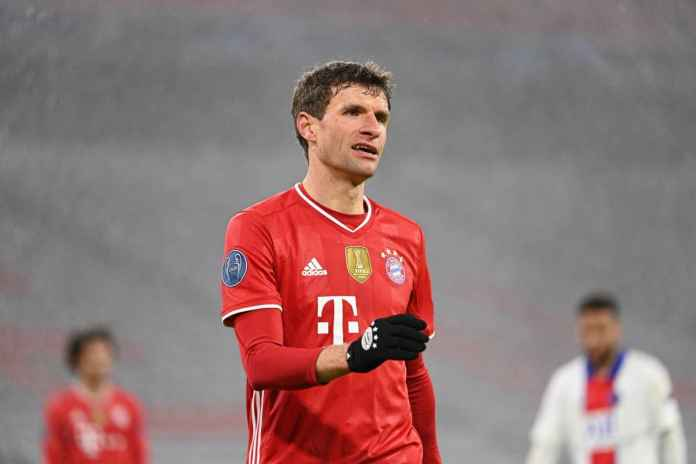Thomas Muller Beri Peringatan Keras ke PSG