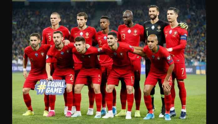Portugal Kehilangan 8 Pemain Utama, Termasuk Ronaldo, dan Satu Pemain Cadangan Akibat Skorsing UEFA