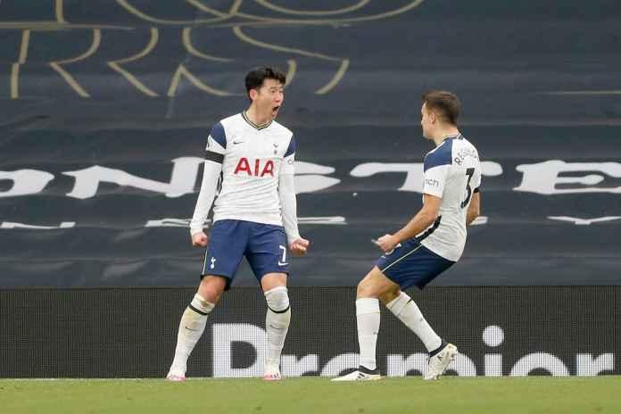 Tottenham Hotspur Bersemangat Hadapi The Citizens