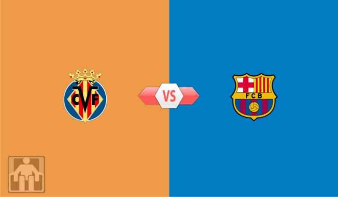 Prediksi Villarreal vs Barcelona, Selama 25 Pertemuan, Blaugrana Tak Pernah Kalah