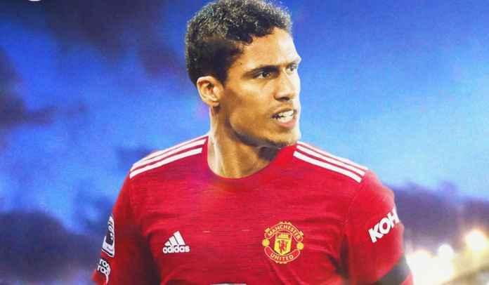 Florentino Perez Persilahkan Raphael Varane Gabung Manchester United