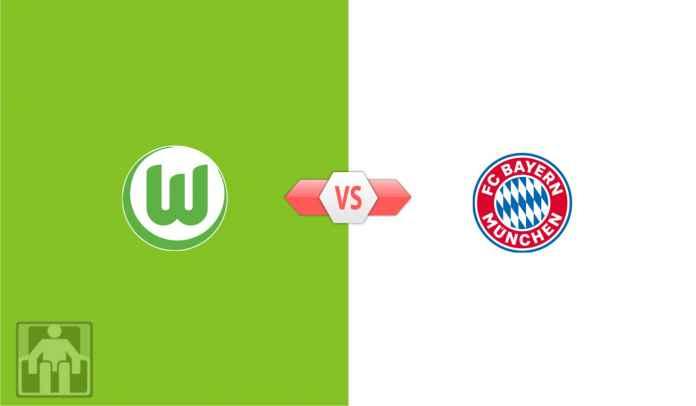 Prediksi Wolfsburg vs Bayern Munchen, Cari Pelampiasan Kegagalan Liga Champions