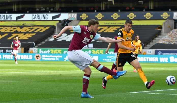 Kalahkan Wolves 0-4, Chris Wood Pemain Burnley Kedua yang Hattrick di Premier League