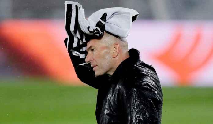 Zinedine Zidane Tak Mau Real Madrid Dibilang Main Buruk Usai Ditahan Real Betis