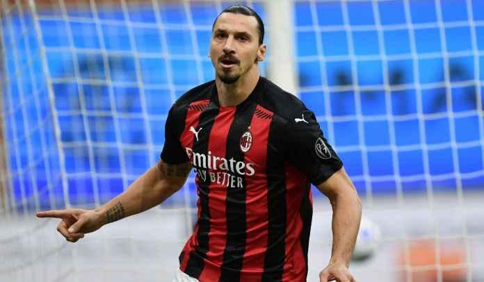 RESMI : AC Milan Perpanjang Kontrak Zlatan Ibrahimovic, Digaji 105 Milyar