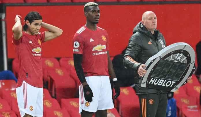 Man Utd Dapat Peringatan Keras Jika Kehilangan Cavani & Pogba Musim Depan