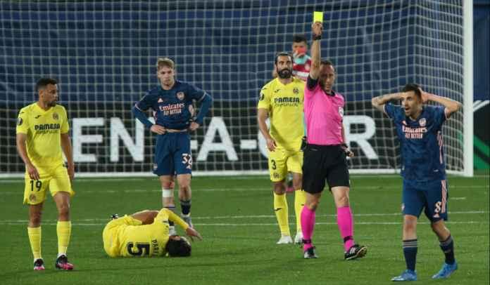 Rekor Kartu Merah Arsenal Era Mikel Arteta, Statistik Luar Biasa Villarreal di Liga Europa