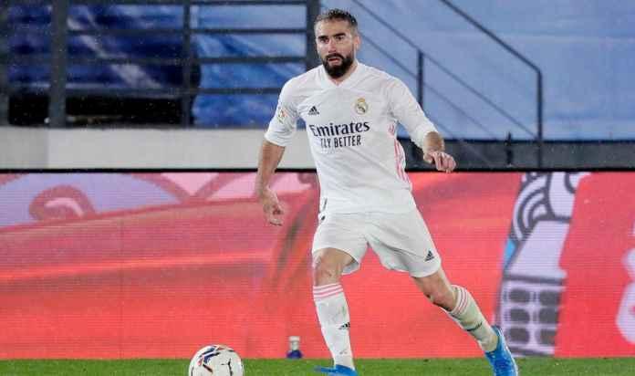 Leg Kedua Chelsea vs Real Madrid : Cedera Hamstring Lagi, Dani Carvajal Absen