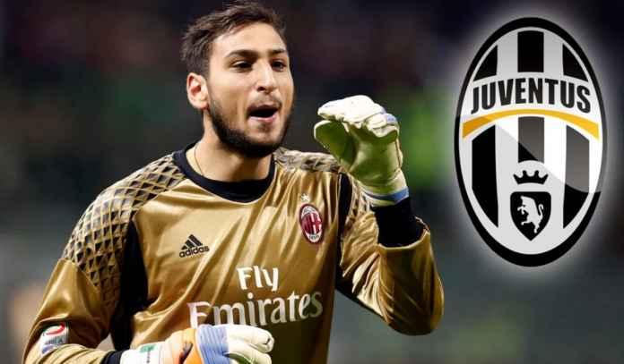 Juventus Semakin Dekat Boyong Gianluigi Donnarumma, Milan Kontrak Mike Maignan