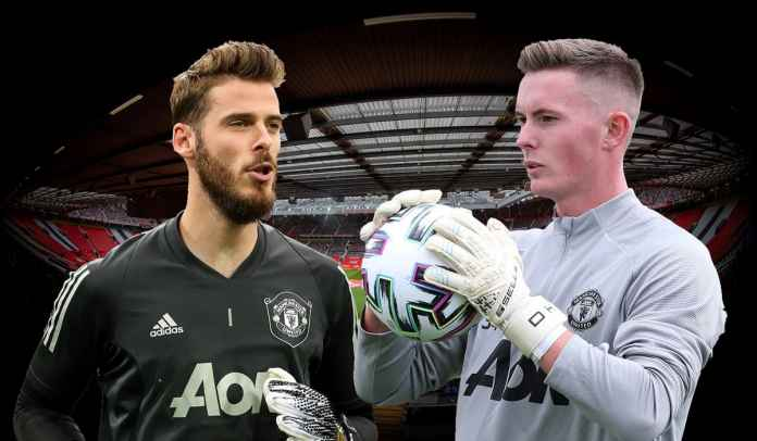 Henderson Starter vs Brighton, Ferdinand : Fix, Manchester United Bakal Jual De Gea!