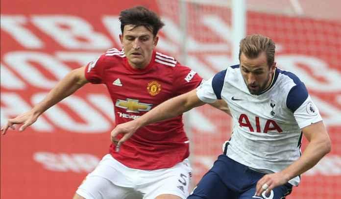 Harry Kane Kembali Singgung Lemari Trofi Kosong Spurs, Kode Pindah ke Man Utd?
