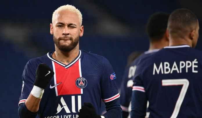 Fokus Menangi Liga Champions Untuk PSG, Neymar Tak Pikirkan Soal Ballon d'Or